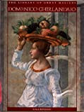 img - for Domenico Ghirlandaio Brierley (The Library of Great Masters) book / textbook / text book