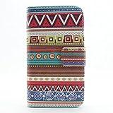 piaopiao fashion PU leather wallet credit card flip skin Case cover for Vodafone Smart 4 Mini V785 (mzf)