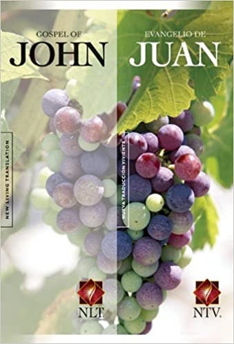 Gospel of John (NLT) / Evangelio de Juan (NTV) Parallel (Spanish Edition): Tyndale: 9781414329802: Amazon.com: Books