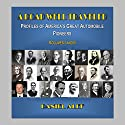 A Road Well Traveled: Profiles of America's Great Automobile Pioneers Audiobook by Daniel Alef Narrated by Baron Ron Herron