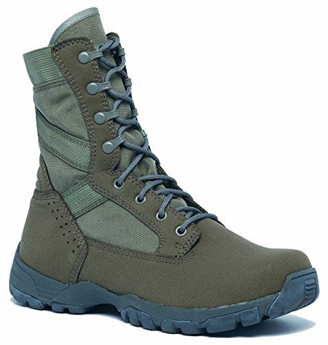 Belleville Flyweight TR696 Lightweight Garrison Boots - Sage Green 100R - Adrenaline Shoe Green
