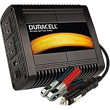 Duracell DRINV400 High Power Inverter, 400 Watt, Black