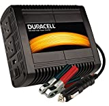 Duracell DRINV400 High Power Inverter, 400 Watt, Black