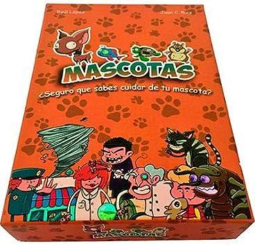 Mascotas. El juego de mesa: Amazon.es: Juguetes y juegos
