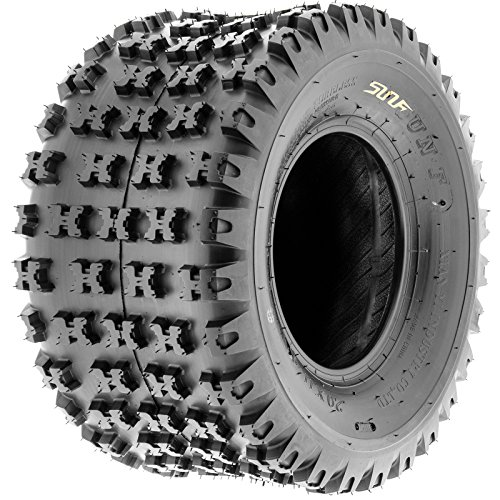 SunF Knobby Sport ATV Tires 21x7-10 & 20x11-9 4/6 PR A031 (Complete set of 4) by SunF (Image #9)