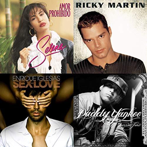 100 Greatest Latin Hits -