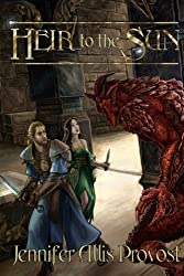 Heir to the Sun: Book One of the Chronicles of Parthalan (Volume 1)