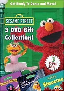 Sesame Street - Dance and Move Box Set movie