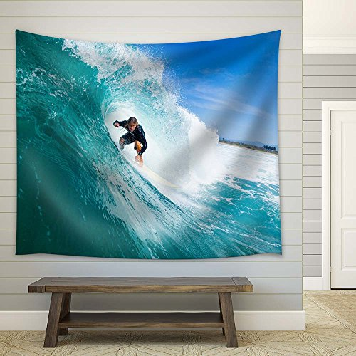 Surfing on Tropical Sea