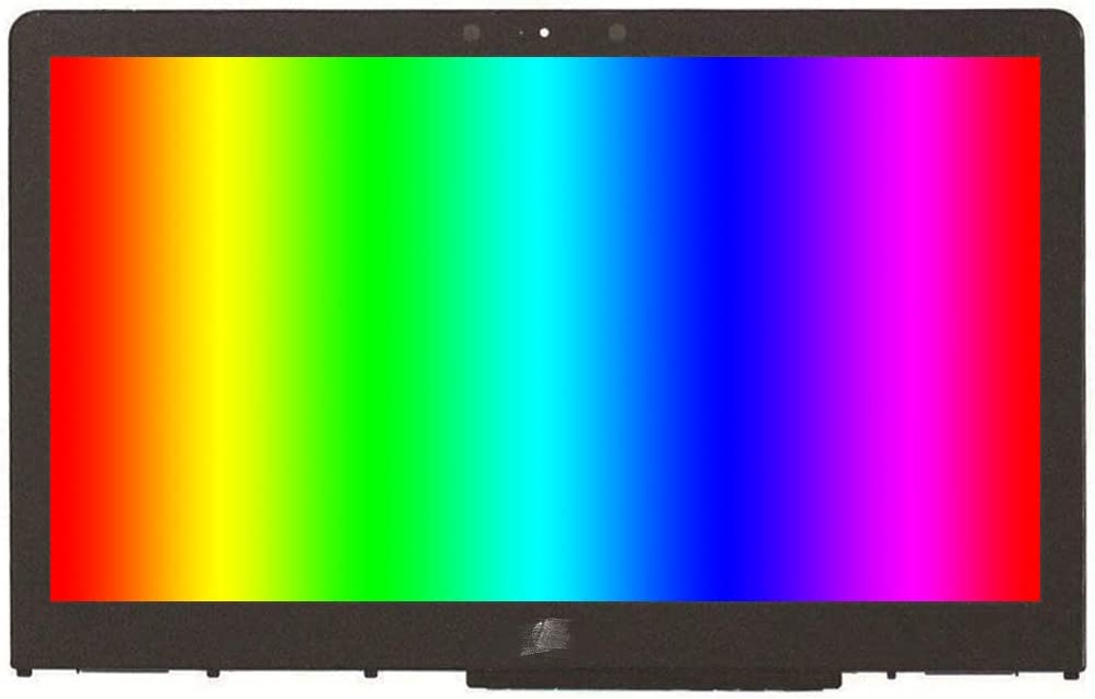 New Replacement for HP Pavilion 15-BR000 15-BR010NR 15-BR077NR LED LCD Touch Screen Assembly with Bezel 15.6 inch FHD 1920x1080