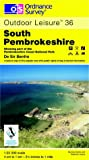 South Pembrokeshire (Outdoor Leisure Maps)