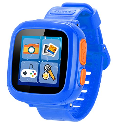 Children Camera Pedometer Monitor Blue product image
