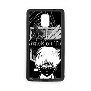 Attack On Titan For Samsung Galaxy Note4 N9108 Csae protection Case DH555631