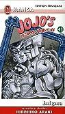 Jojo's Bizarre Adventure, Tome 43 : Enigma par Araki