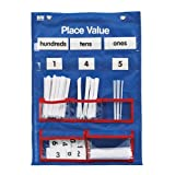 200 number chart - EAI Education Place Value Pocket Chart