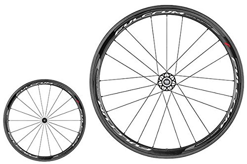 Fulcrum Racing Quattro Carbon Wheelset - Clincher UD Carbon, Shimano/SRAM