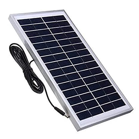 Solar Panel 15 Watt 12volt Poly Crystalline Solar Panels For Home Electricity Amazon In Garden Outdoors