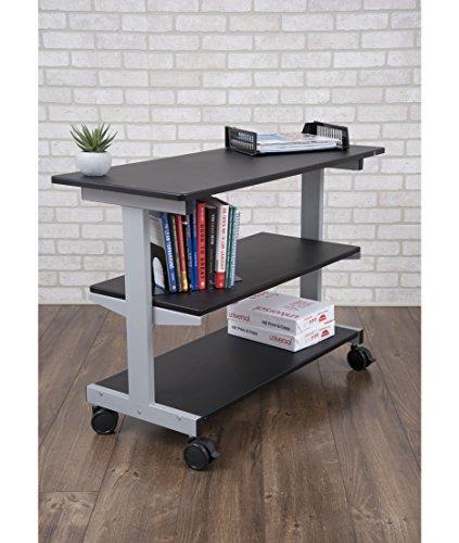 Amazon Side Desk Shelves