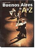 capa de Buenos Aires De A a Z - Coleção Bagagem De Mão