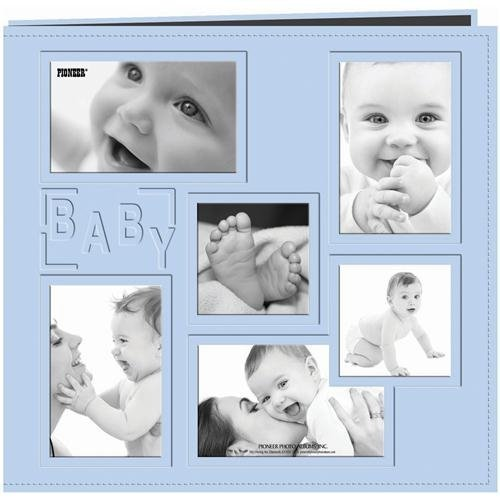 Pioneer 12-Inch by 12-Inch Collage Frame Embossed