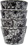 222 Fifth Wiccan Lace Black & White