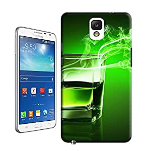 Buythecases durable Cocktail glass5 for samsung galaxy note 3 case