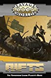 Savage Worlds: Rifts�: The Tomorrow Legion Players Guide (Hardback)(S2P11200LE