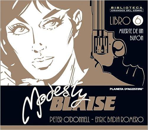 Modesty nº 06 (MODESTY BLAISE)