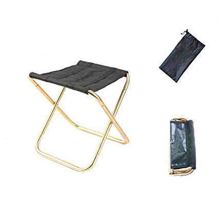Amazon.com: Hongyuantongxun Silla Plegable, Mini Taburete ...