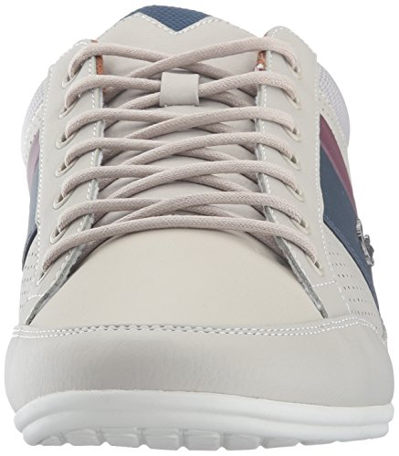 Lacoste Men's Chaymon 317 1 Sneaker, Navy, 7 M US