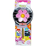 Ma-Fra Hippy Flower Power Profumatore Auto, Rosa