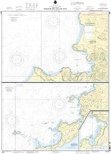 16511--Inanudak Bay and Nikolski Bay, Umnak Island, River and Mueller Caves