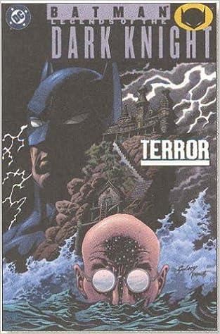 Amazon.com: Batman, Legends of the Dark Night: Terror ...