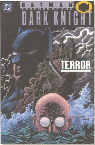 Full legends of the dark knight 1989 book series legends of the batman terror fandeluxe Image collections