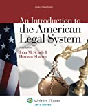An Introduction to the American Legal System, John M. Scheb and Hemant Sharma, 1454808969