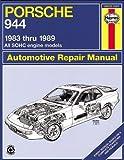 Porsche 944 (83 - 89) (Haynes Automotive Repair Manuals)