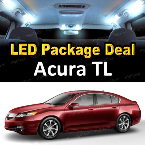 Compare Price: Acura Tl Led Package