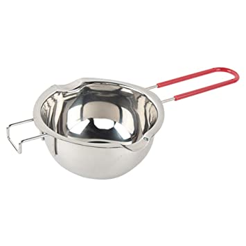 Wax Melting Pot Small Stainless Steel Double Boiler Jug Candle Making Brand New