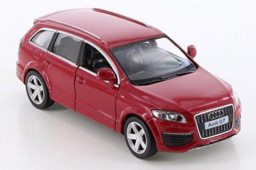 RMZ City Audi Q7 V12, Red 555016 - Diecast Model Toy Car (Brand New but NO BOX)