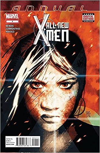 All New X Men Annual 1 Books