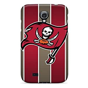 Defender Case With Nice Appearance (tampa Bay Buccaneers) For Galaxy S4