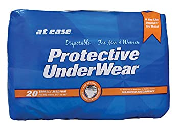 Disposable Protective Underwear by Miles Kimball