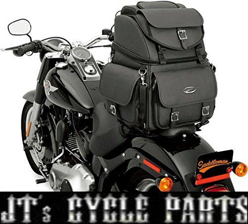 Saddlemen 3515-0120 Combination Backrest/Seat/Sissy Bar Bag