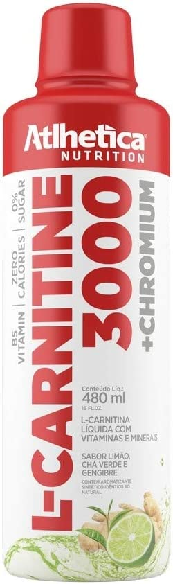 L-Carnitine 3000 - Atlhetica Nutrition, Athletica Nutrition