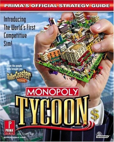 Monopoly Tycoon: Prima's Official Strategy Guide ()