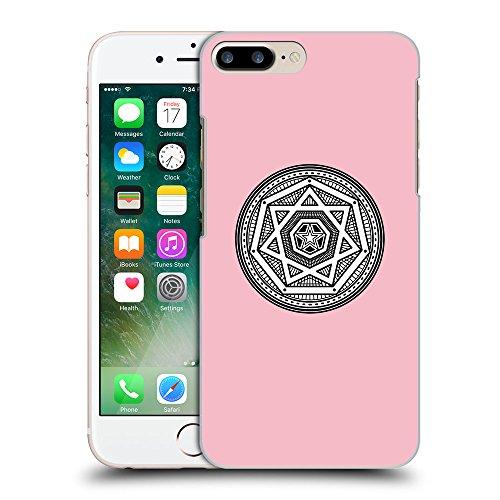 GoGoMobile Coque de Protection TPU Silicone Case pour // Q09670630 Mystique occulte 16 Rose // Apple iPhone 7 PLUS