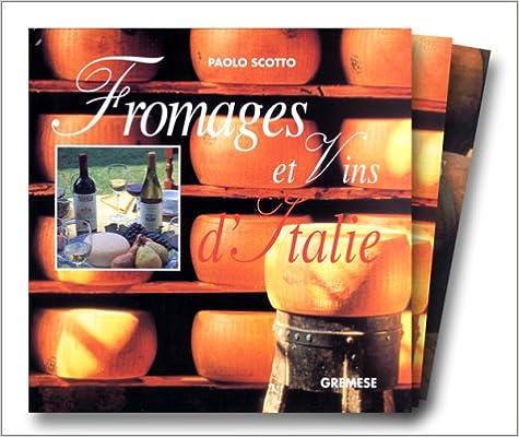 Livre Vins et fromages d'Italie pdf