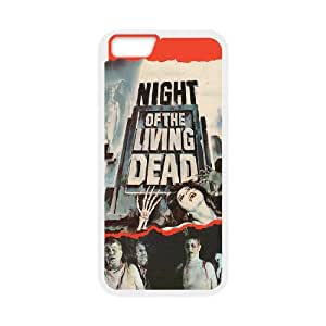 "XOXOX Customized Cell phone Cases of Night of the Living Dead 2 Phone Case For iPhone 6 (4.7"") [Pattern-6]"