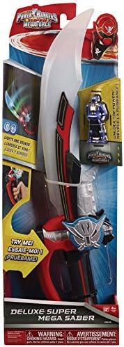Power Ranger Súper Megaforce - Mega Espada (Bandai 38045)