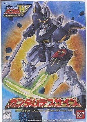 1/144 XXXG-01D ガンダムデスサイズ「新機動戦記ガンダムW」